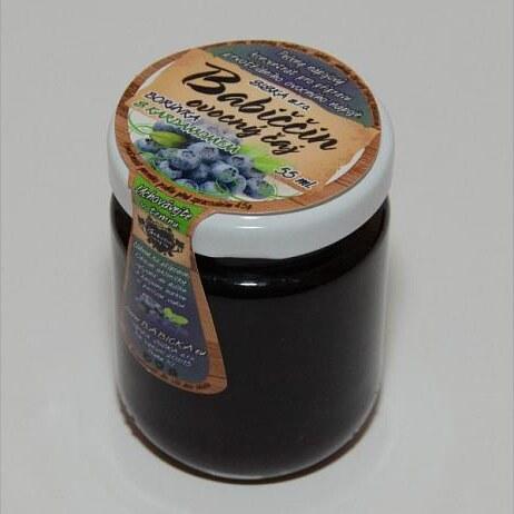 Pečený čaj Borůvka s kardamomem 55ml