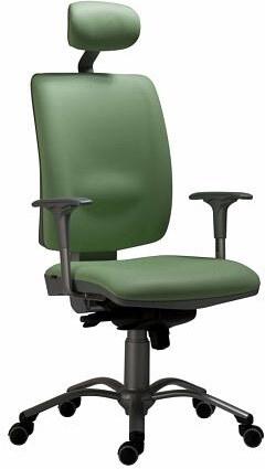 Kancelářská židle 2040 SYN G Signo+područky AR06