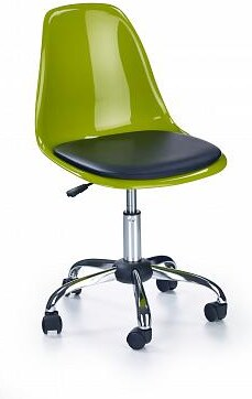 Dětská židle Coco 2 zeleno-černá