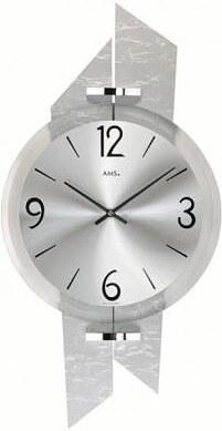 Nástěnné hodiny 9345 AMS 44cm