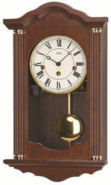 Kyvadlové mechanické nástěnné hodiny 2624/1 AMS 45cm
