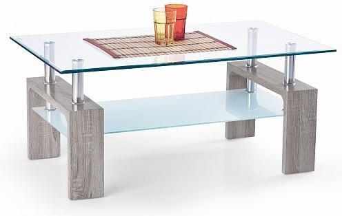 Konferenční stolek Diana Intro tmavý dub