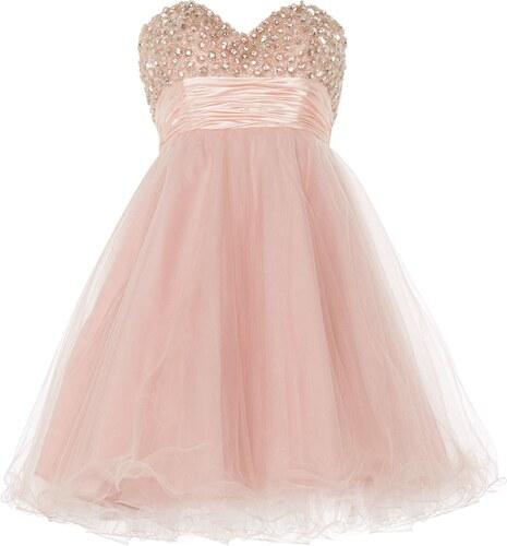 LONDON TIMES Růžové šaty luxurious - Glami.cz faee1809c90