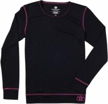 Termo triko 686 Therma black 2012/2013 dámské
