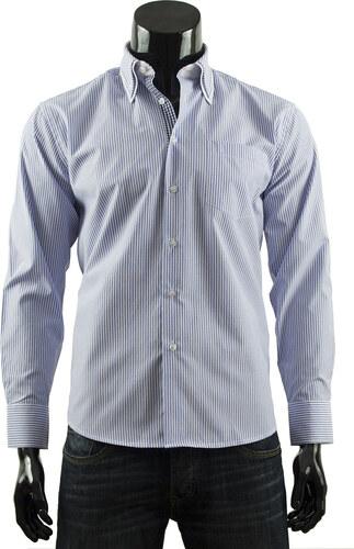 Pánská košile Boston Public - modrá