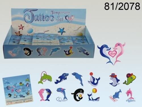 Tetování Delfíni 13 obrázků