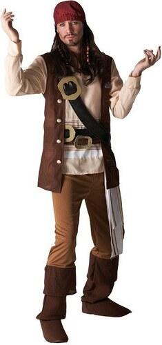 Kostým Jack Sparrow Velikost STD