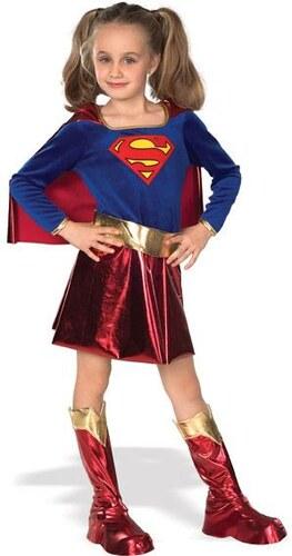 Dětský kostým Supergirl Pro věk (roků) 3-4