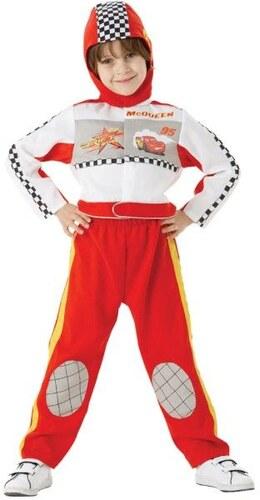 Dětský kostým Blesk McQueen Cars Pro věk (roků) 3-4