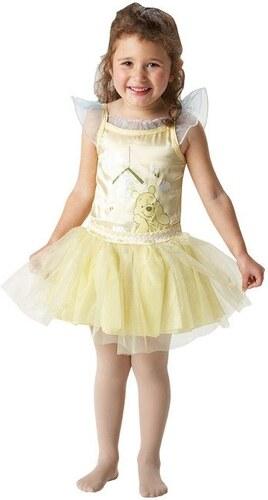 Dětský kostým Medvídek Pú balerína Pro věk (roků) 1-2