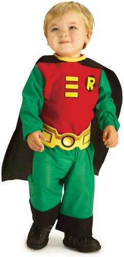 Dětský kostým Robin Pro věk (roků) 1-2