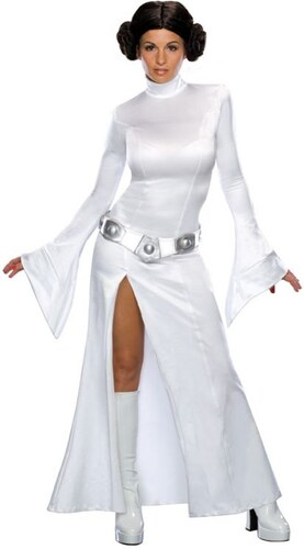Kostým Princezna Leia Velikost M 40-42