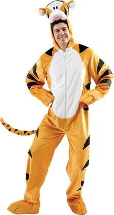 Kostým Tygr Medvídek pú Velikost STD