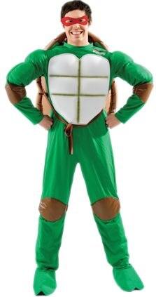 Kostým Želvy Ninja Velikost STD