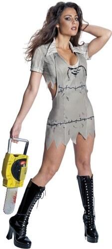 Kostým Miss Leatherface Velikost M 40-42