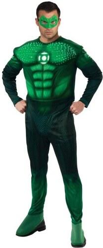 Kostým Hal Jordon Green Lantern Velikost L
