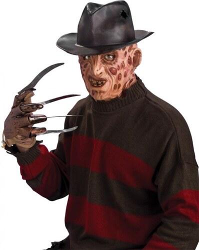 Klobouk Freddy Krueger
