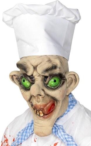 Maska Šéfkuchař s čepicí