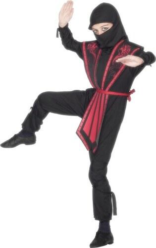 Dětský kostým Ninja Pro věk (roků) 10-12