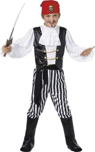 Dětský kostým Pirát deluxe Pro věk (roků) 10-12