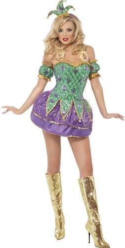 Kostým Sexy klaun Velikost M 40-42