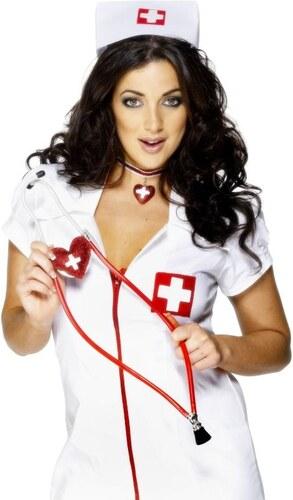Stetoskop Srdce s křížem