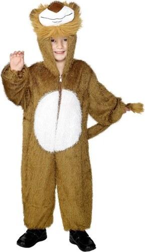 Dětský kostým Lvíček 7-9 roků