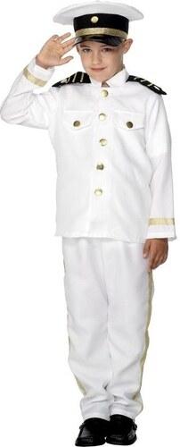 Dětský kostým Námořní kapitán Pro věk (roků) 10-12