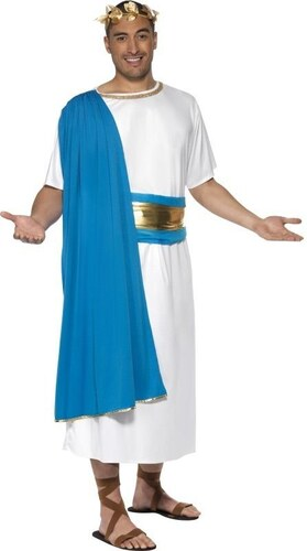 Kostým Římský senátor Velikost L 52-54