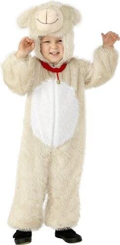 Dětský kostým Ovečka 4-6 roků