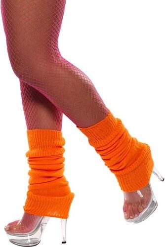 Návleky neon oranžové