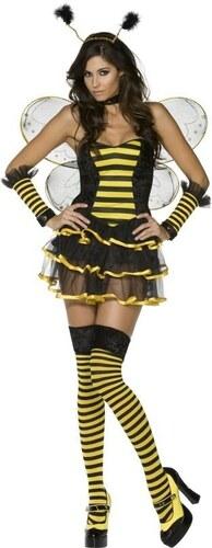 Kostým Včelička Velikost L 44-46