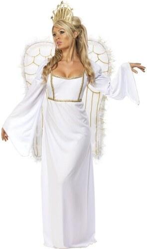 Kostým Anděl s velkými křídly Velikost L 44-46