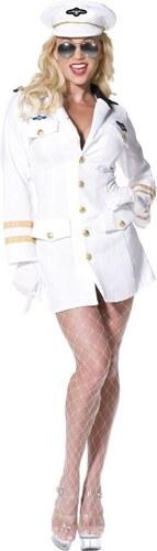 Kostým Top Gun kapitánka Velikost L 44-46