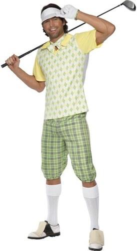 Kostým Golfista Velikost L 52-54