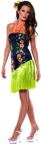 Kostým Havajská žena Velikost M 40-42
