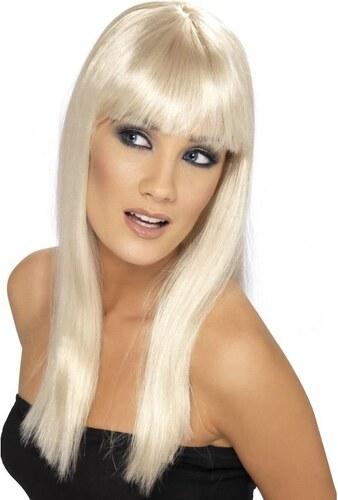Paruka Glamourama blond