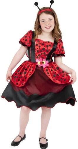 Dětský kostým Beruška Pro věk (roků) 4-6