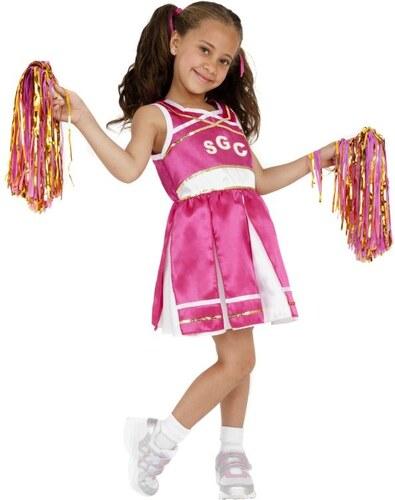 Dětský kostým Roztleskávačka Pro věk (roků) 10-12