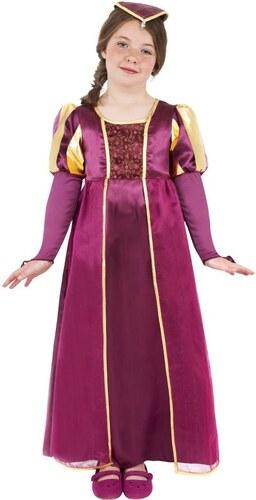 Dětský kostým Tudorská dívka Pro věk (roků) 10-12