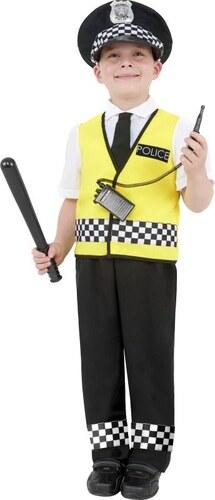Dětský kostým Policajt Pro věk (roků) 10-12