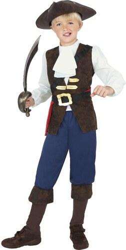 Dětský kostým Pirát Jack Pro věk (roků) 10-12
