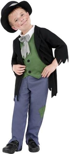 Dětský kostým Viktoriánský chlapec Pro věk (roků) 4-6