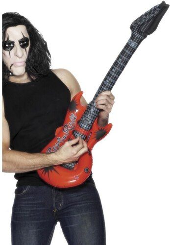Nafukovací kytara Rock n Roll