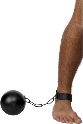 Koule s řetězem pro trestance