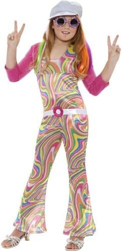 Dětský kostým Hippie Pro věk (roků) 10-12