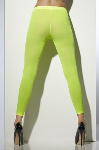 Legíny neonové zelené