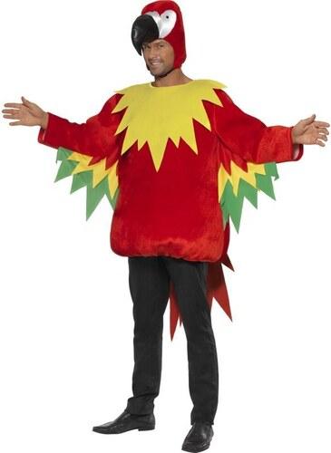 Kostým Papoušek Velikost M 48-50