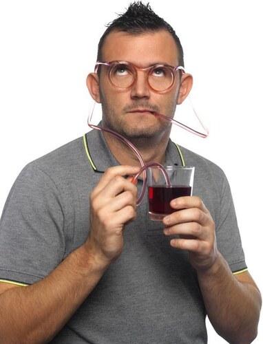 Mega brčko brýle