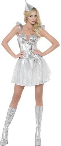Kostým Sexy Tin woman Velikost M 40-42
